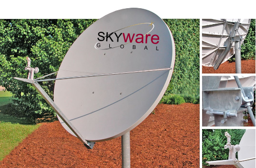SkyWare Global 2.4 м