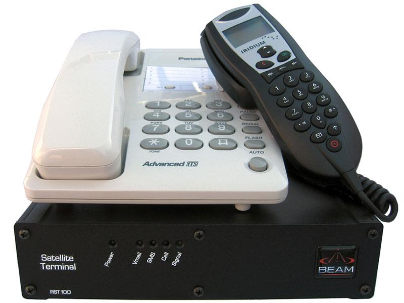 Remote SAT100
