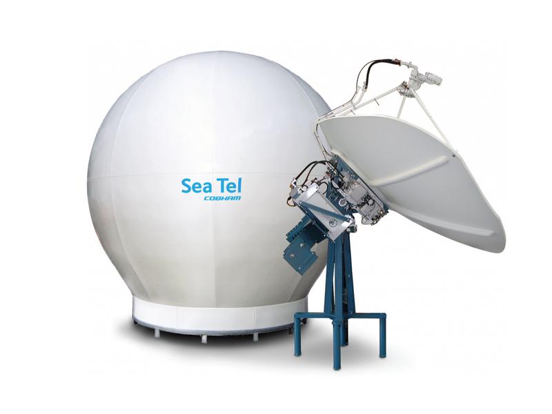 Sea Tel 9711
