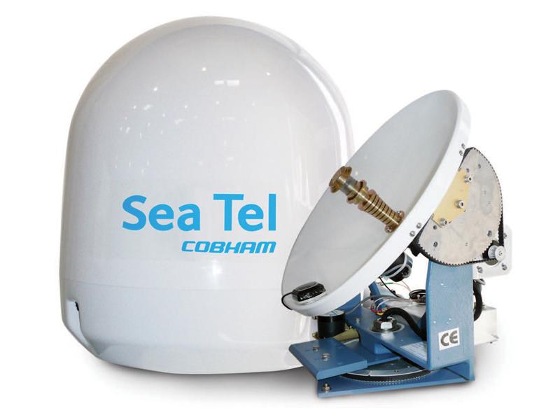 SeaTel Coastal 18