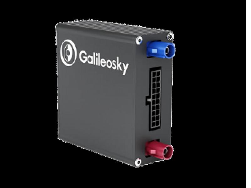 Спутниковый терминал Galileosky Base Block Iridium